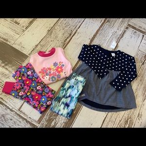 Three  3T NWT items☀️Get your little summer ready!